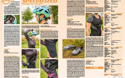 Specialized produkttest apparel