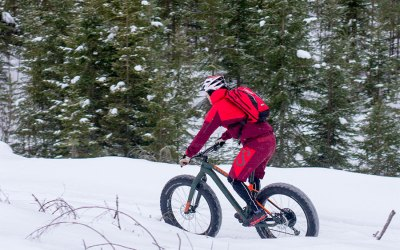 test fatbikes: Canyon Dude CF 9.0 Unlimited
