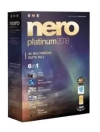 Nero Platinum 2018 Suite v19.0.10200