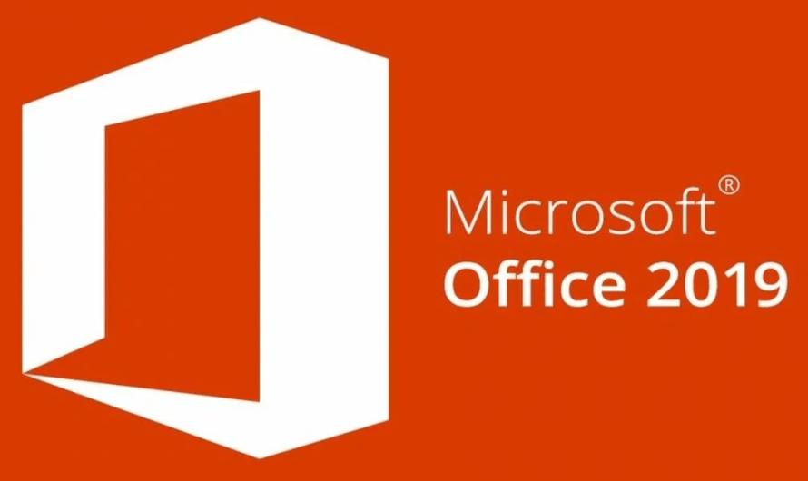 Microsoft Office Professional Plus 2019 + Activador Español