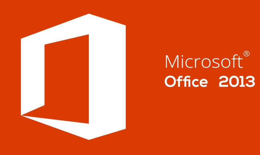 Office Professional Plus 2013 Español [32 y 64 bits]
