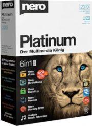 Nero 2019 Platinum v20.0.07900
