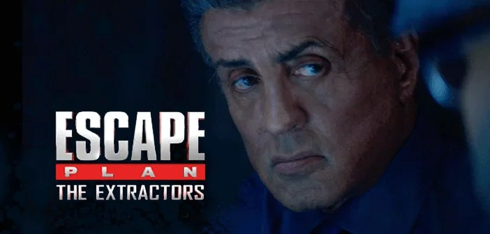 Plan de Escape 3 El Rescate (2019) HD 720p y 1080p Latino