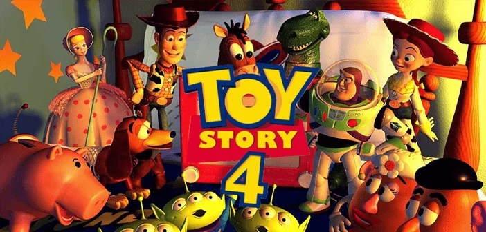 Toy Story 4 (2019) HD 720p y 1080p Latino
