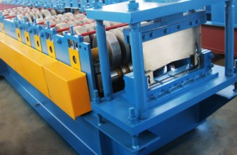 YX450/400-65 Bemo Sheet Roll Forming Machine
