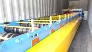 metal roll forming equipment