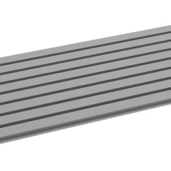 corrugated decking panels