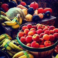 potassium fruits and vegetables