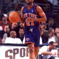 Charlie Ward professional NBA basketball athlete loves CapraFlex