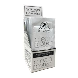 clean protein grass-fed goat milk protein pastured goats milk