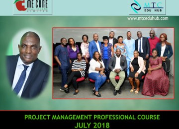 PMP Course July 2018 9