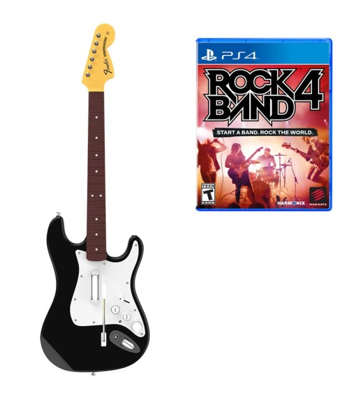 Rock Band 4 Guitar Bundle (PS4) RB4912610S02
