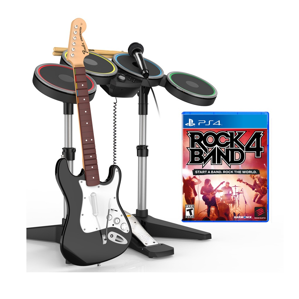 Rock Band 4 Band in a Box (PS4) RB491267NS02