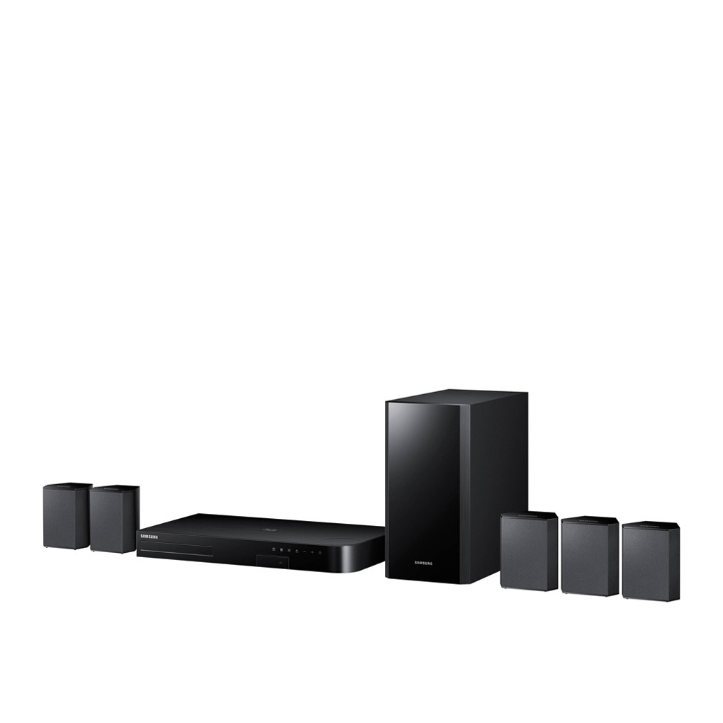 Samsung HT-J4500 500W 3D Blu-Ray 5.1 Ch Home Theater System