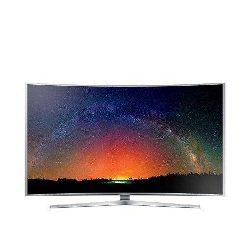 "Samsung 65"" 4K Ultra HD 3D Curved LED Tizen Smart TV UN65JS9000F, UN55JS9000F"