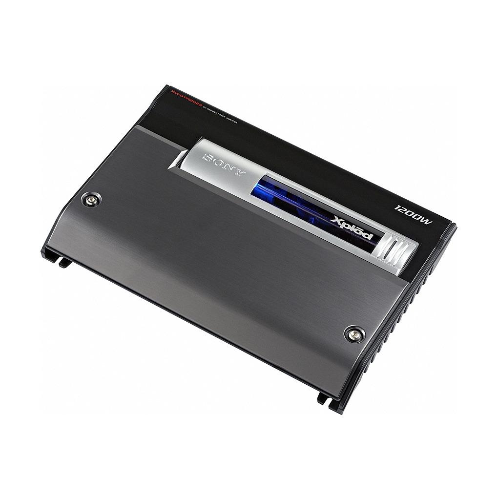 Sony Xplod XM-GTR2202 1400W Max GTR Series 2-Channel Power Ampli