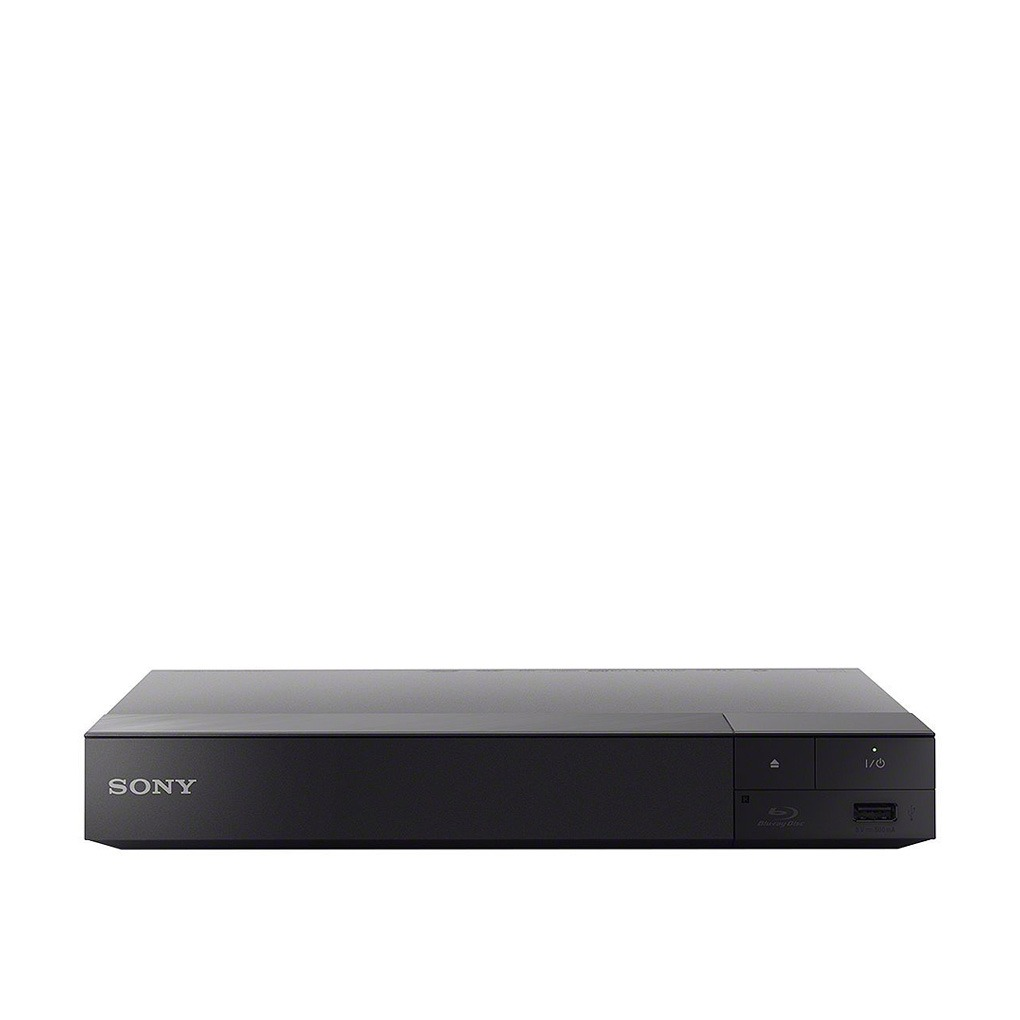 Sony 4K Upscale Blu-ray Disc Player with built-in Wi-Fi BDPS6500