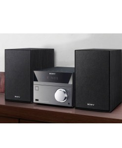Sony CMTSBT40D Micro System with CD/DVD, Bluetooth & USB