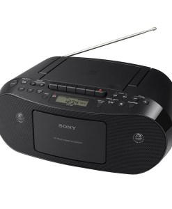 Sony Portable CD, Tape, AM FM Radio Boombox CFDS50
