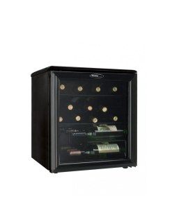 Danby Designer 17 Bottle Wine Cooler DWC172BL