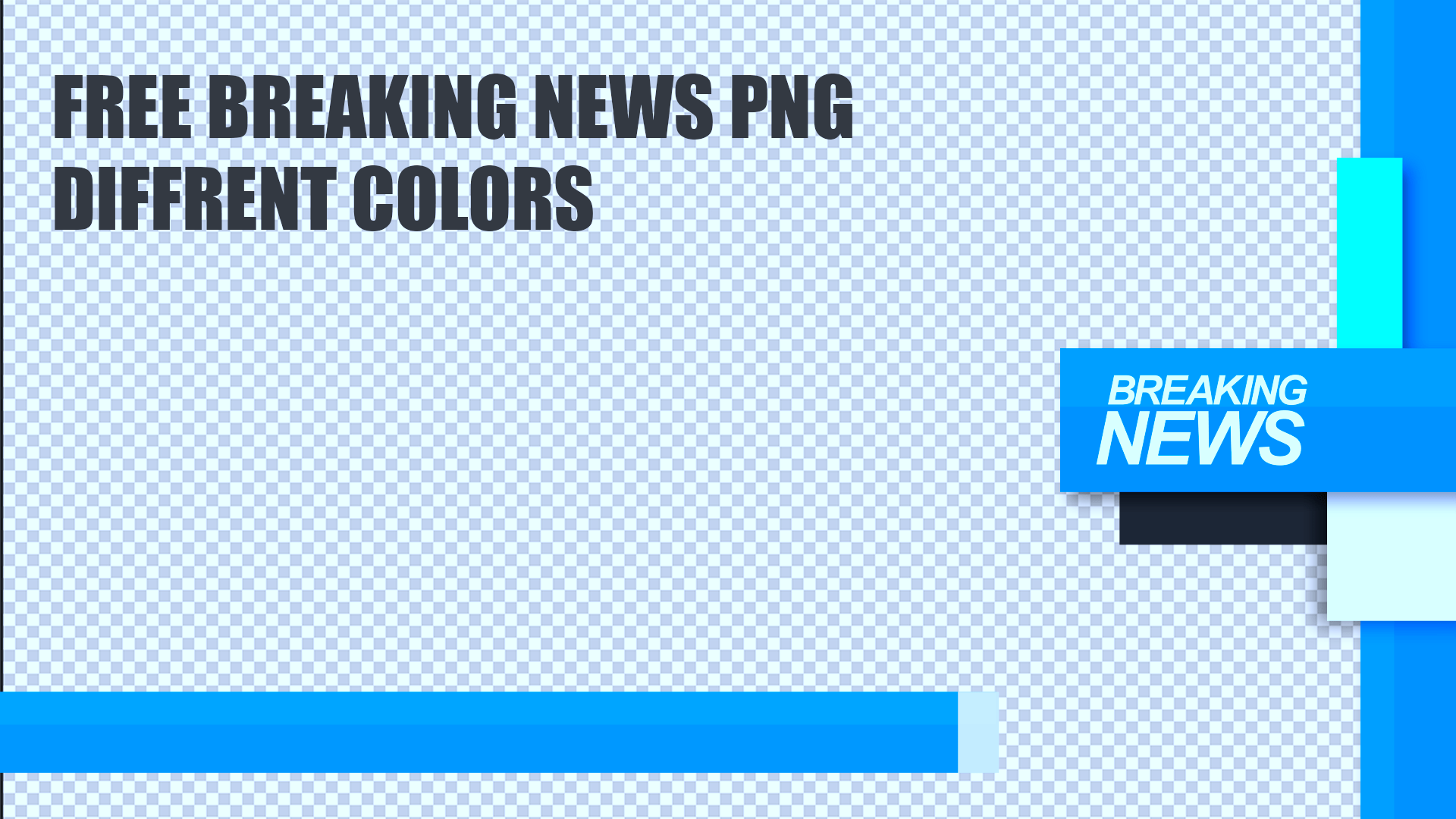 Download Free Breaking News PNS's PSD's & Ae Template