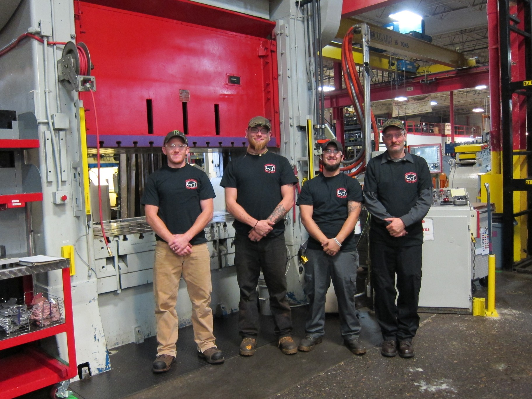Work For Us Middleville Tool Amp Die