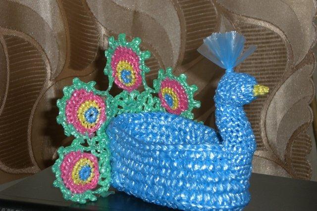 Выдумка на МИЛЛИОН! Вот что сделала мастерица с обычными пластиковыми пакетами!