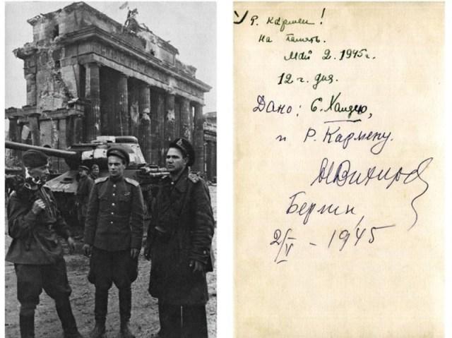 Фотографии советских военкоров с фронтов Второй мировой война, фото, фотокорреспондент