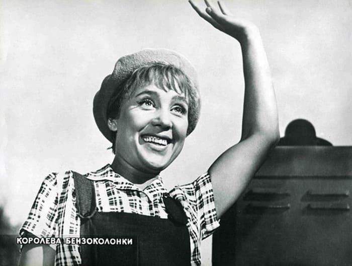Надежда Румянцева. Биография личная жизнь, семья и дети, творчество актрисы (фото)