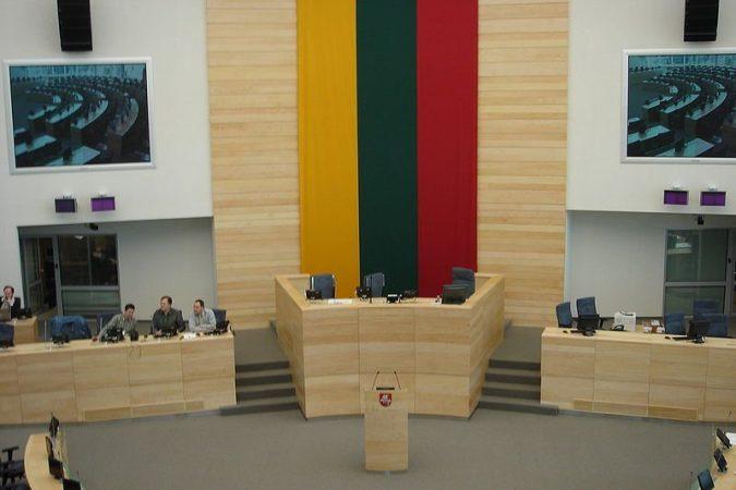 Гарри Каспаров с трибуны Сейма Литвы научит воевать с «режимом в РФ»