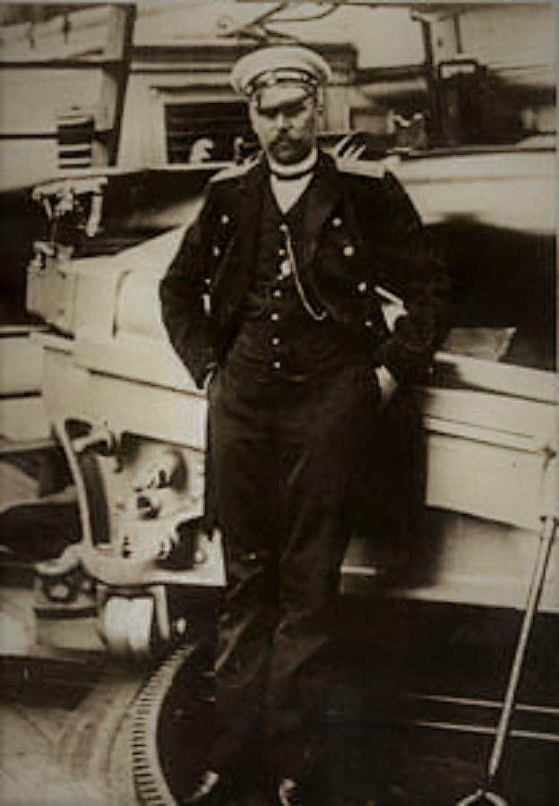 Капитан «Авроры» погиб одним из первых. Цусима, интересное, история, крейсер «Аврора»