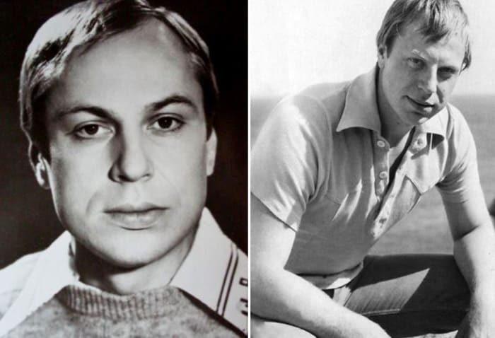 Молодой Юрий Богатырев