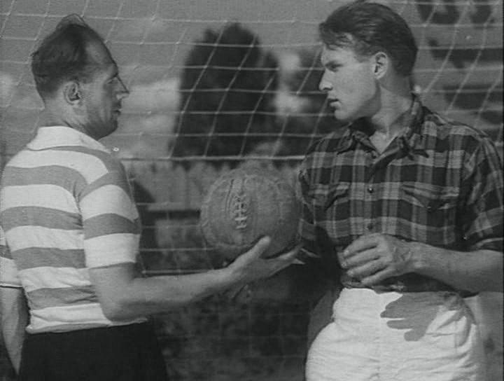 6. «Вратарь» (1936). Фильмы про советский спорт и спортсменах СССР. Лучшие из них