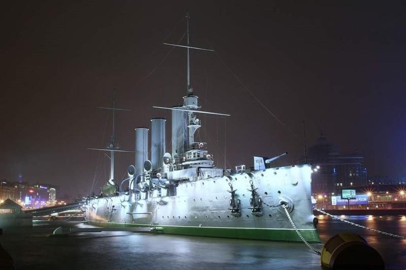 Везучий неудачник. Цусима, интересное, история, крейсер «Аврора»