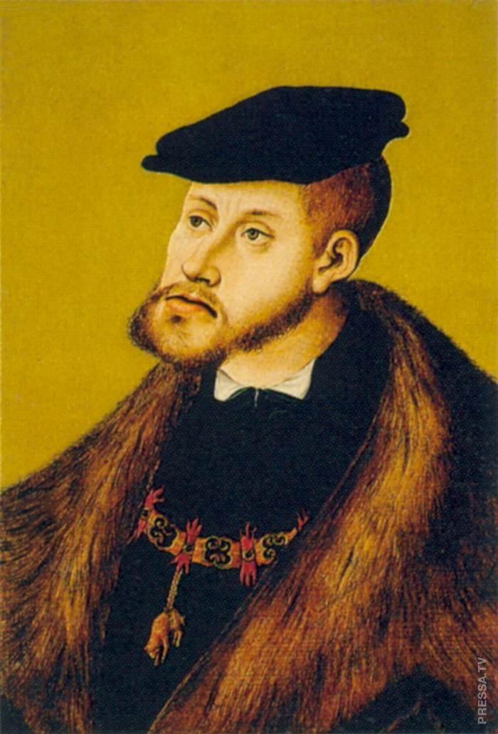 Карл V. Королевские кровосмесительные браки и их последствия в будущем
