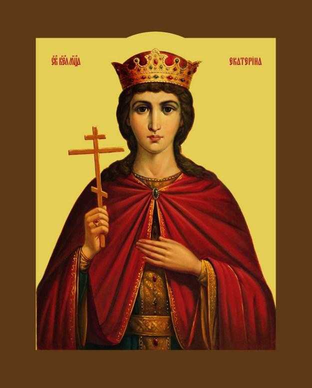 День святой екатерины 7 декабря молитвы