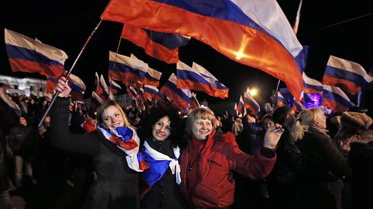 Фигвам, а не крым! Как Крым «уплыл» от НАТО..