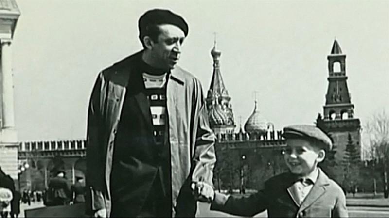 Юрий Никулин с сыном архив, картинки, фото