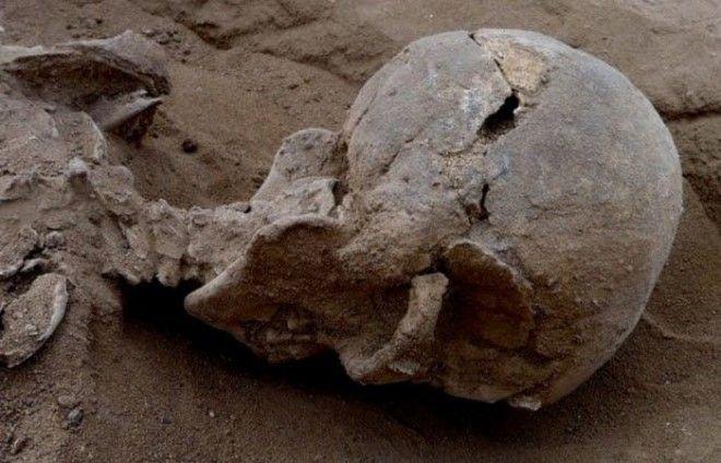 Резня в Натаруке в каменном веке