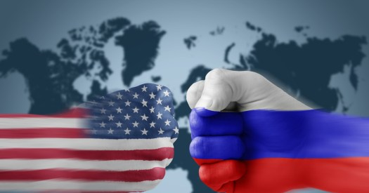Как Россия своим сырьём уничтожает власть США