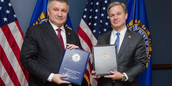 Аваков выклянчивает у Вашингтона ярлык на МВД