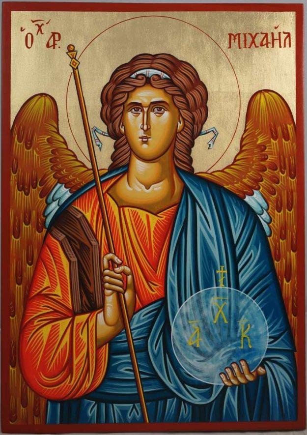 Канон покаянный к ангелу-хранителю.