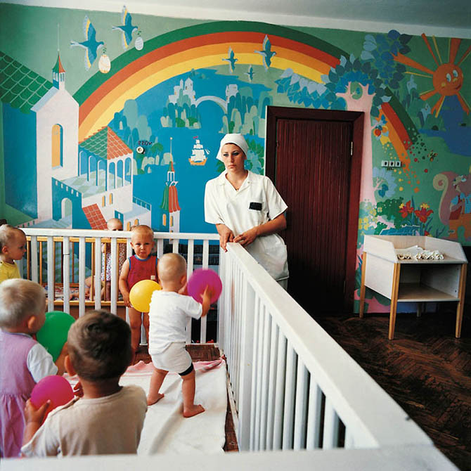 Детсады: от СССР до наших дней