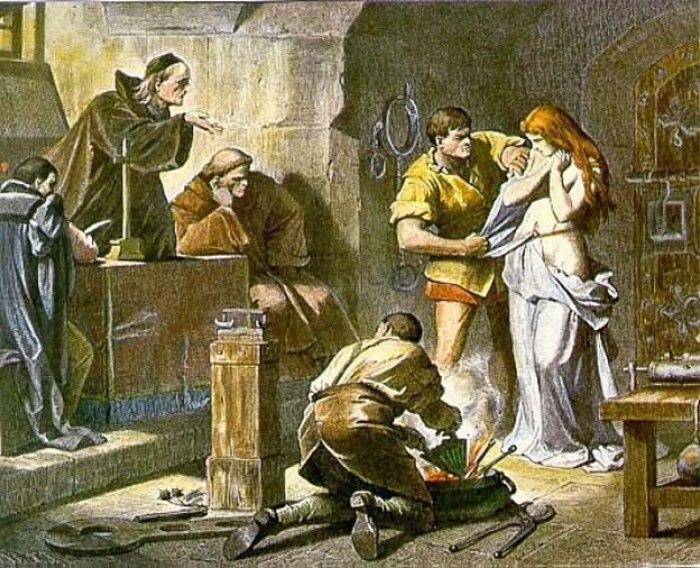 Охота на ведьм. Страшная история Средневековья