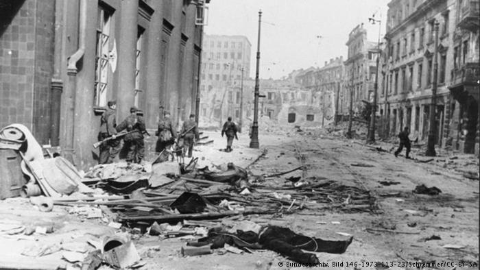 Как сопротивлялись евреи. Восстание в Варшавском гетто