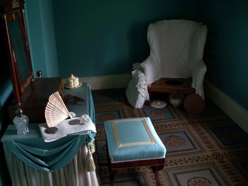7. Туалет в доме — роскошь Георгианская эпоха, англия, британия, великобритания