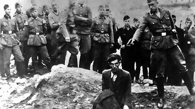 Расстрел последнего еврея Винницы