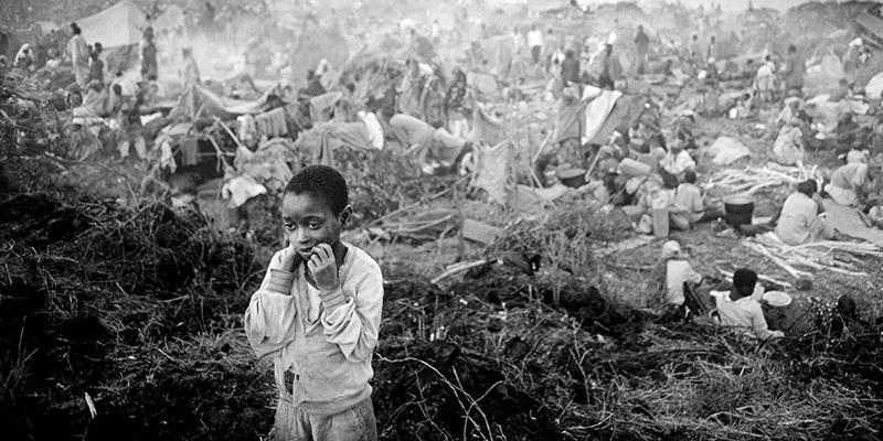 Резня с закрытыми глазами: самый чудовищный геноцид XX века