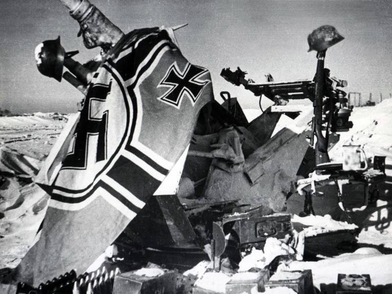 «Сталинский праздник»: операция «Уран»