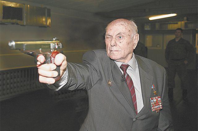 Человек-легенда из ОМСБОН